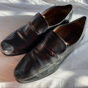 Bostonian Mens Dress Shoes Size 11.5 Used
